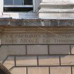 St Bartholomew's Hospital - founding