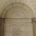 Bart's War Memorial