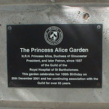 Princess Alice Garden