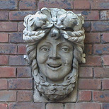 Four reclaimed heads