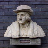 Linacre bust