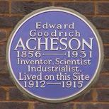 E G Acheson