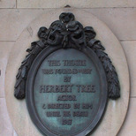Her Majesty's Theatre - H Tree