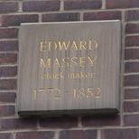 Edward Massey at St John's