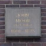 John Moor at St John's