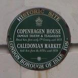 Copenhagen House and Caledonian Market