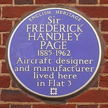 Frederick Handley Page
