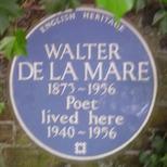 Walter de la Mare
