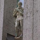 Imperial Hotel - statue 19