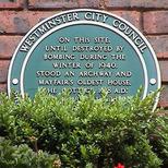 Mayfair's oldest house