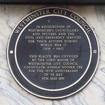 Westminster in WW2