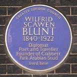 Wilfrid Blunt
