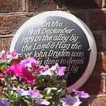 John Dryden attacked