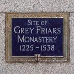 Grey Friars Monastery