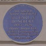 Earl Rosebery