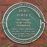 James Purdey