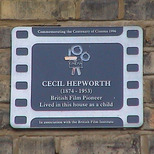 Cecil Hepworth - NW1