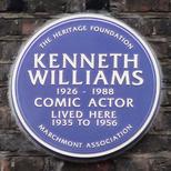 Kenneth Williams - WC1