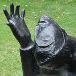 Thomas Becket statue