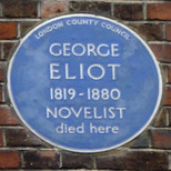 George Eliot, SW3