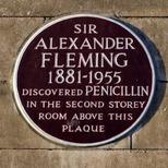 Sir Alexander Fleming - W2