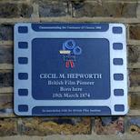 Cecil Hepworth - SE13
