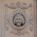 Unidentified head - gentleman