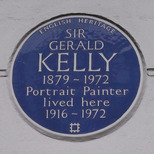 Sir Gerald Kelly