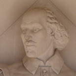 Guildhall - Shakespeare bust