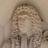 Guildhall - Wren bust