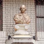 Royal George bust