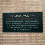 High Speed link