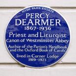 Percy Dearmer