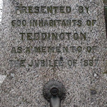 Golden Jubilee of Queen Victoria - Teddington