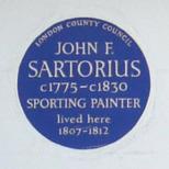 John Francis Sartorius