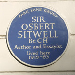 Sir Osbert Sitwell