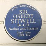 Sir Osbert Sitwell