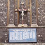 Hoxton war memorial