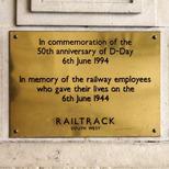 Waterloo D-Day 50th anniversary