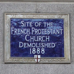 French Protestant Church - St Martin's le Grand