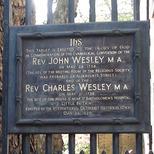 Wesleys at Postmans' Park