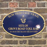 Grove Road Toll Bar