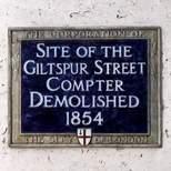 Giltspur Street compter