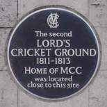 Second Lord's Cricket Ground - Park Road