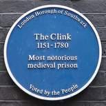 Clink prison - blue