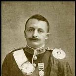 Major Matthew Meiklejohn, V. C.