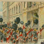 Brigade of Guards members who fell in Crimean War
