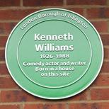 Kenneth Williams birthplace