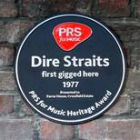 Dire Straits first gig