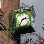 Minnie Lansbury Clock